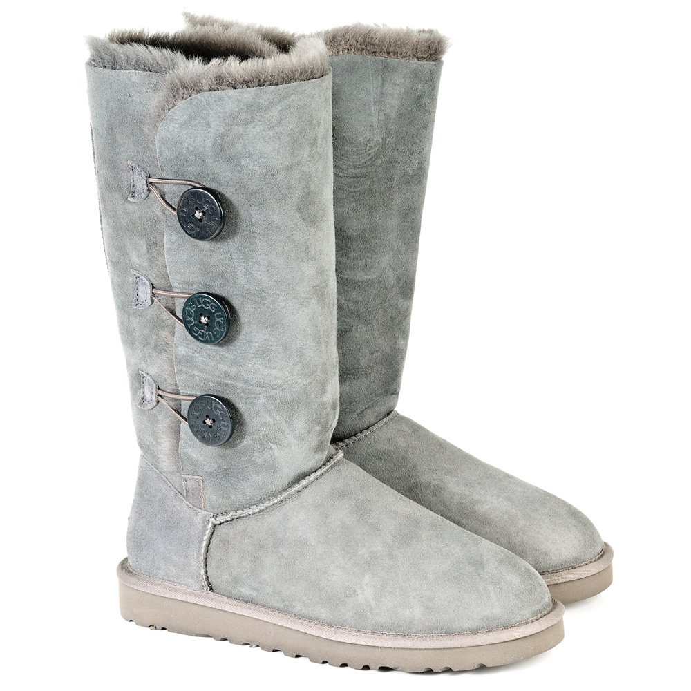 ladies grey ugg boots
