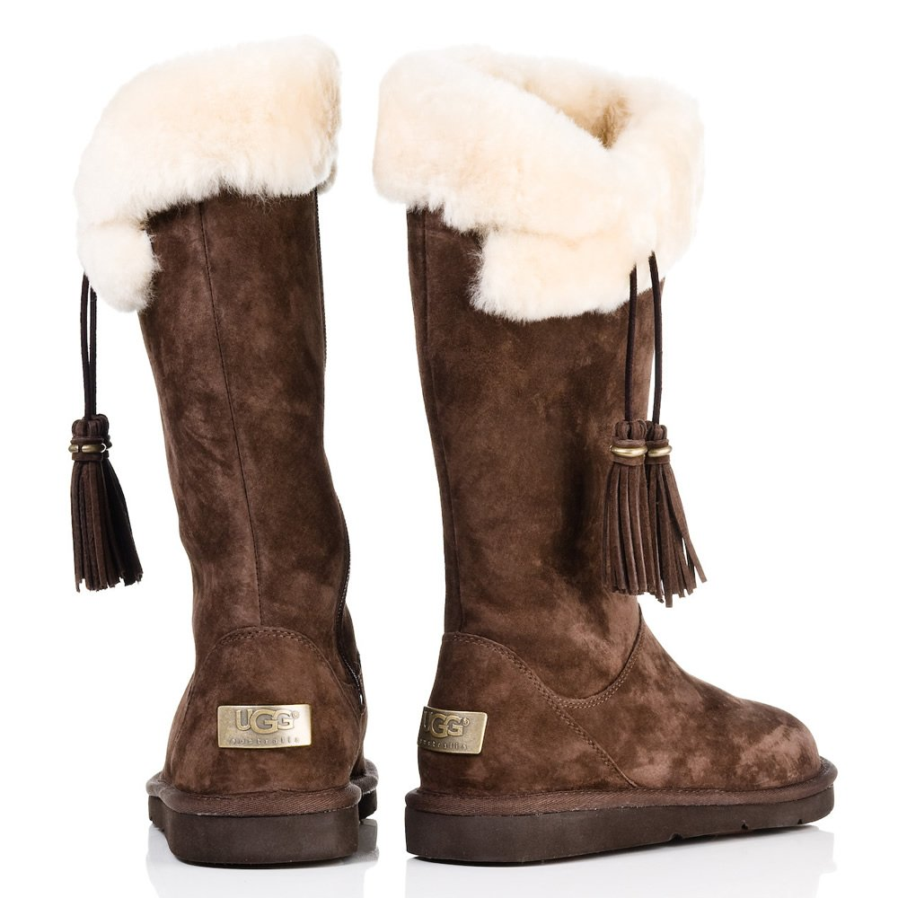 Why you'll love them: The UGG Adirondack III Boots are super cute winter boots that can handle extreme cold and deep snow without any problems.. UGG makes super stylish boots, and .