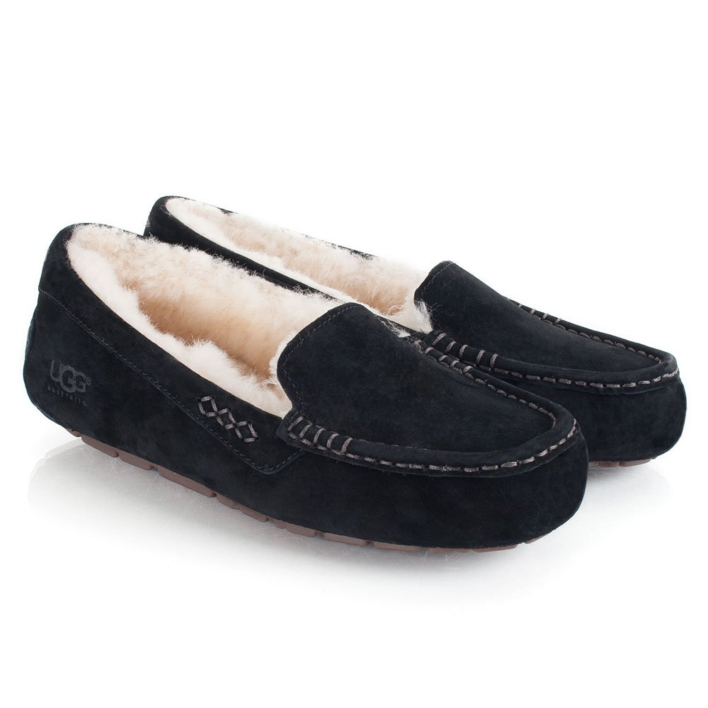 d0101a336 Ugg Ansley Slippers Black - cheap watches mgc-gas.com