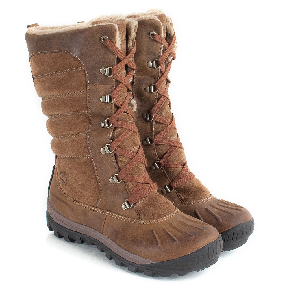 Timberland Earthkeepers 174 Mount Holly Tall Lace Duck Women