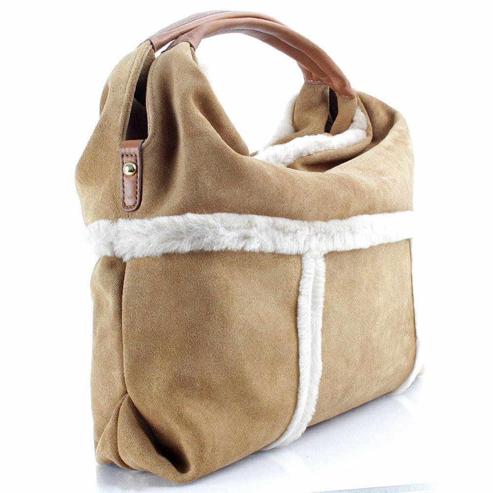 ugg wool bag