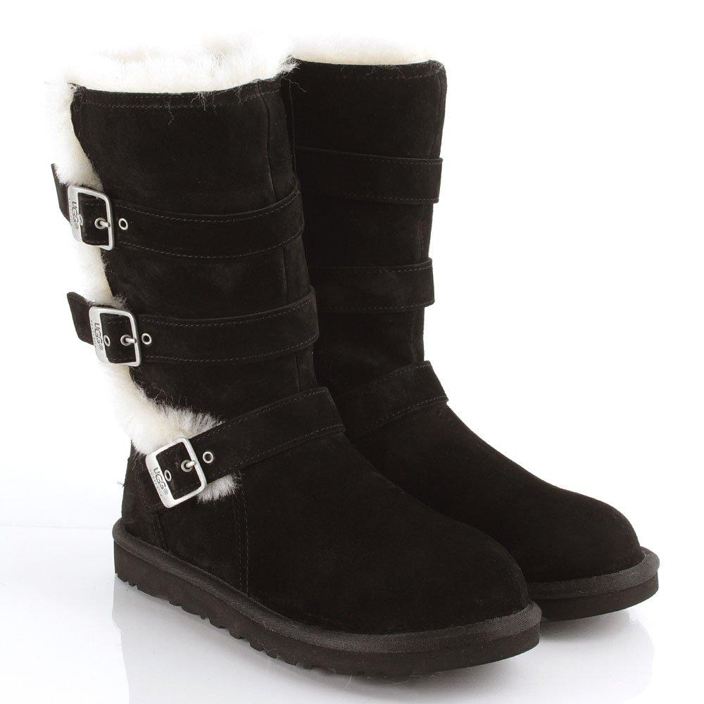 womens black ugg boots