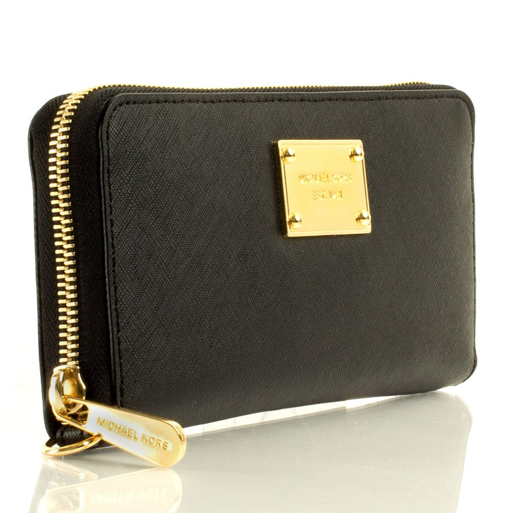 michael kors iphone case michael kors black continental iphone wallet 3080