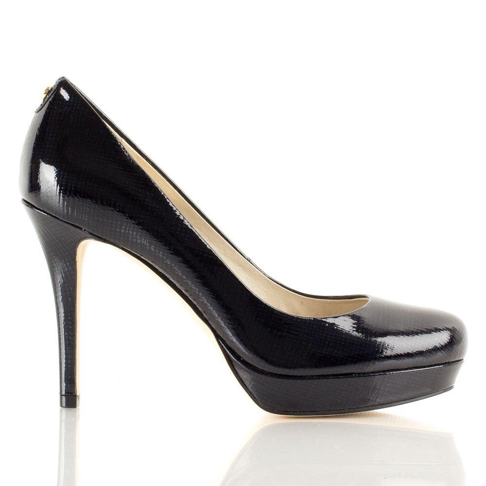 Michael Kors Navy Ionna Pump Women's Court Shoe