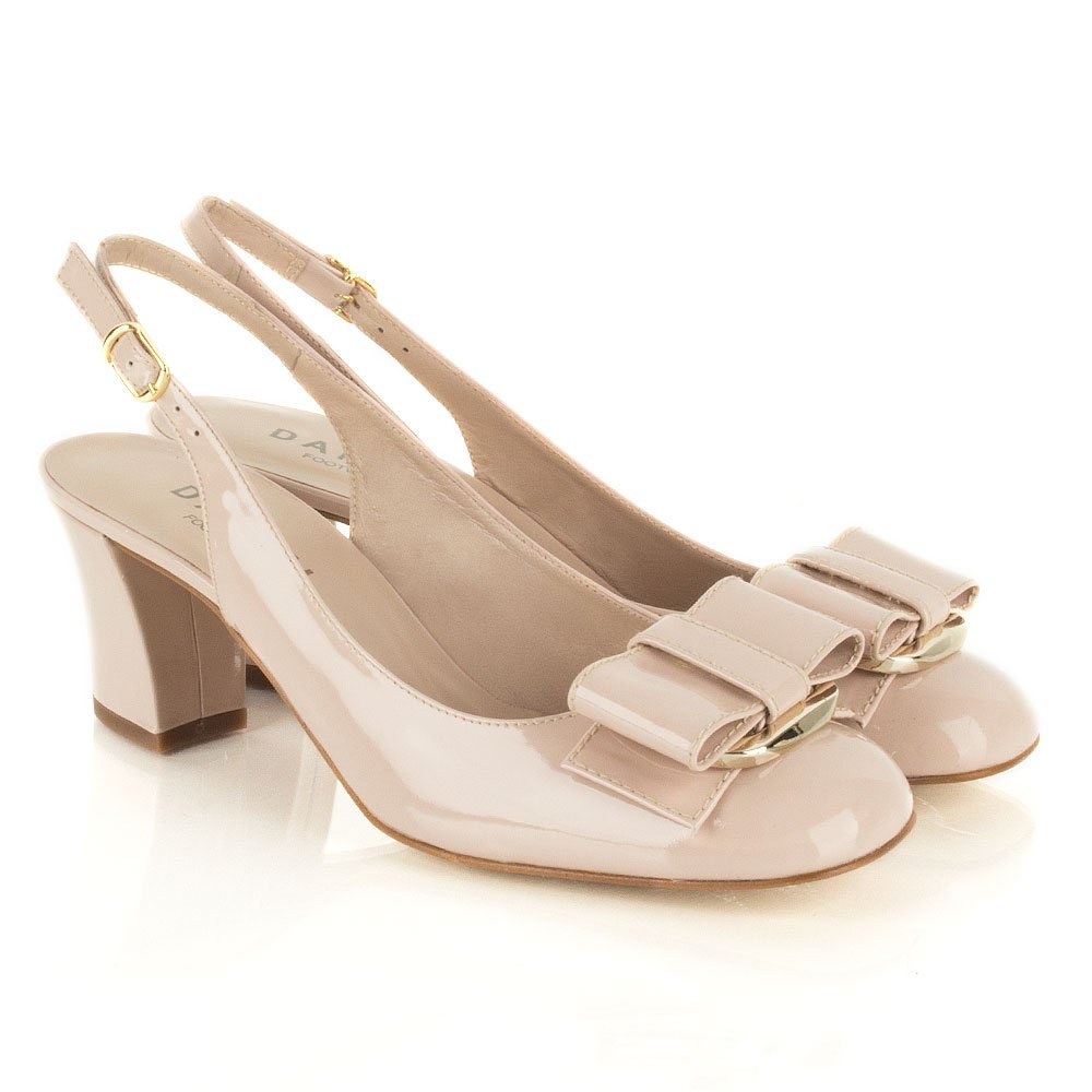 Daniel Nude Glynis Women's Mid Heel Shoe