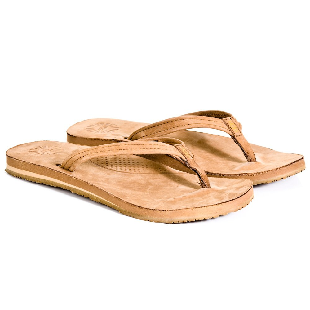 ugg chestnut kayla women s flip flop sandal. Black Bedroom Furniture Sets. Home Design Ideas