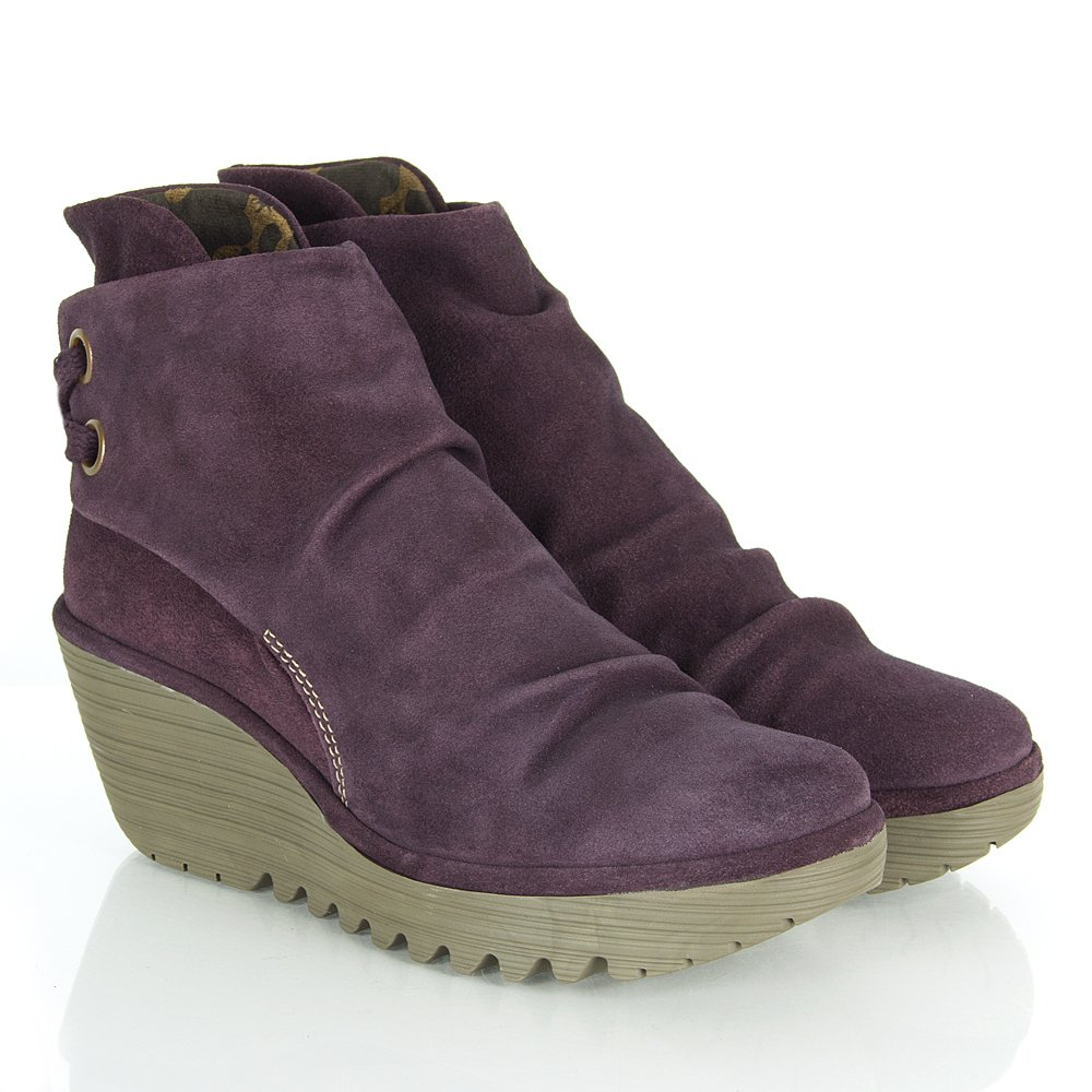 Free shipping BOTH ways on Ankle Boots and Booties, Purple, from our vast selection of styles. Fast delivery, and 24/7/ real-person service with a smile. Click or call