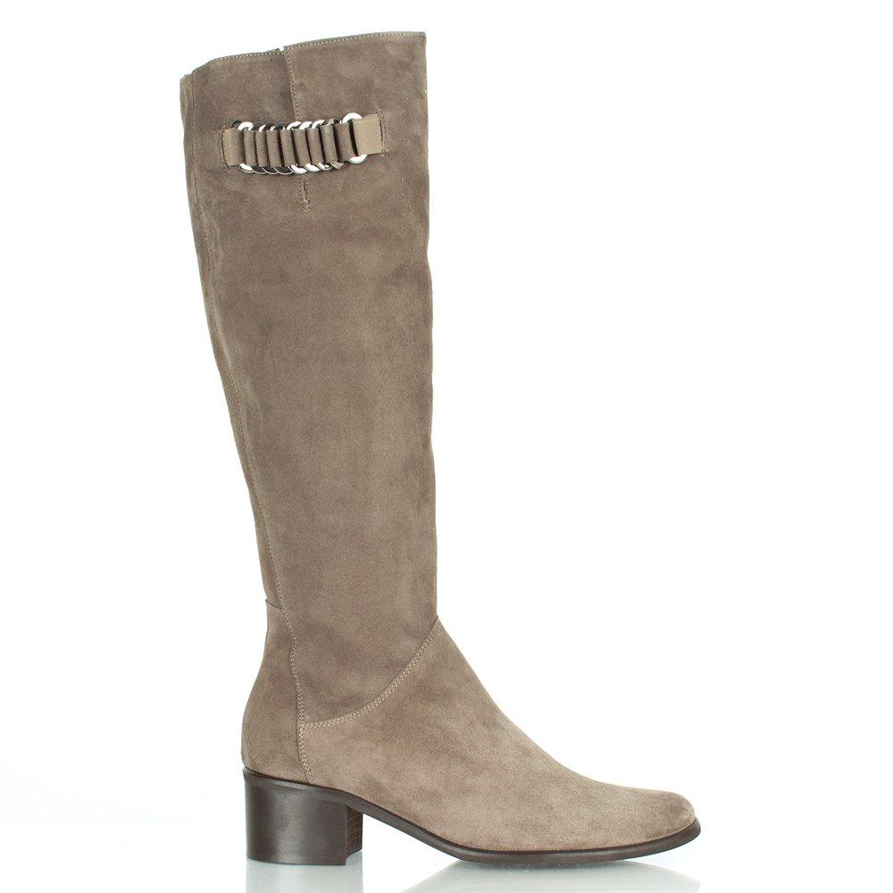 daniel taupe emming women s knee high boot
