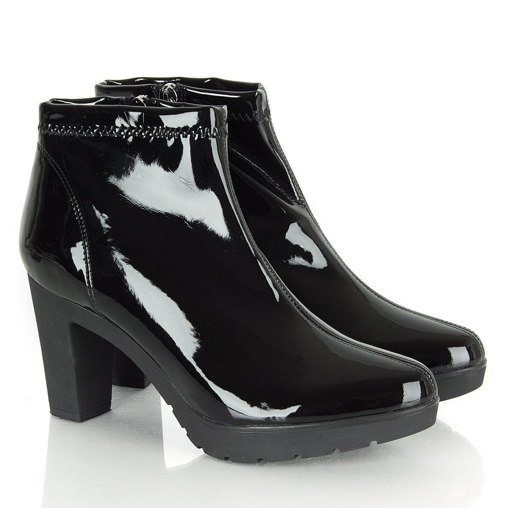 Find great deals on eBay for patent ankle boots. Shop with confidence.
