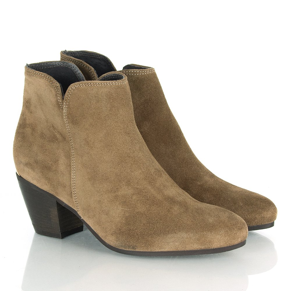 Black Suede Ankle Boots. Clothing. Shoes. Womens Shoes. Black Suede Ankle Boots. Showing 48 of results that match your query. Search Product Result. Product - Sloggers Women's Rain & Garden Ankle Boots. Reduced Price. Product Image. Price $ 00 - $ Product Title.