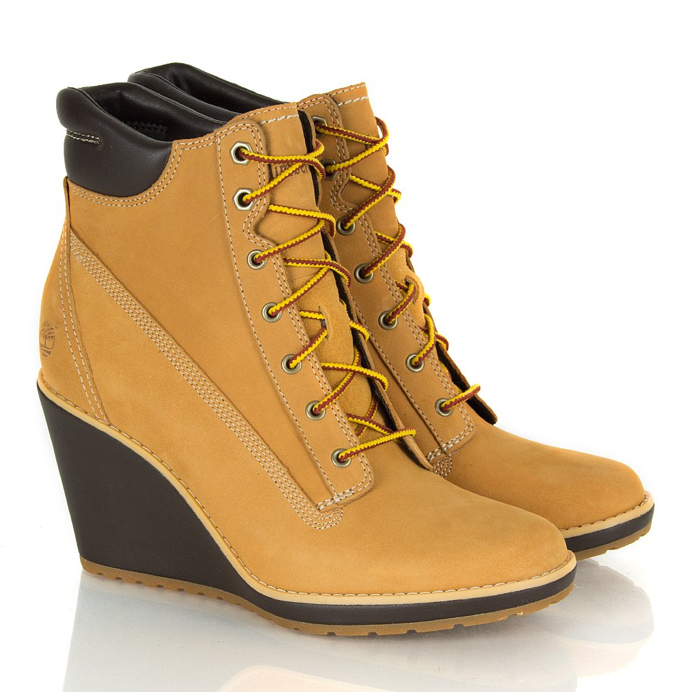 Cool Timberland Wheat 14Inch Premium Waterproof Women39s Boot