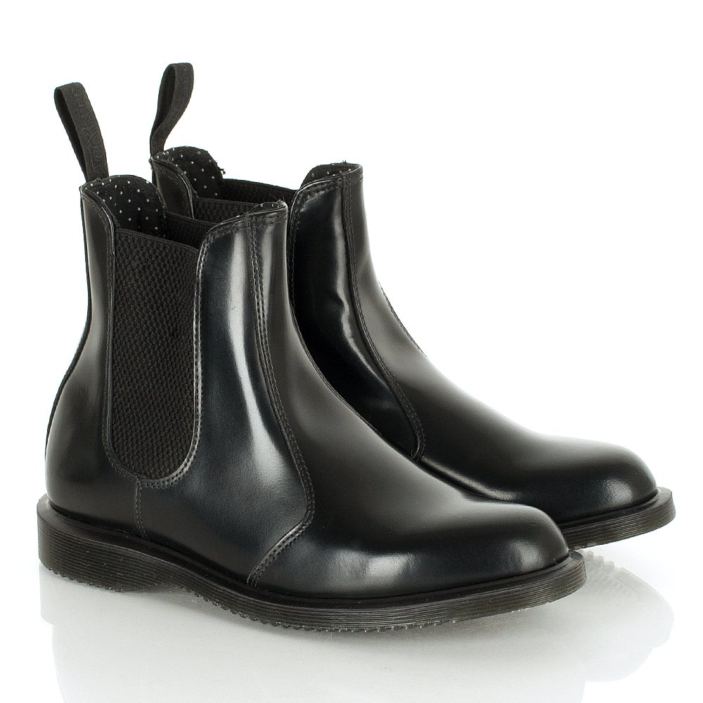 dr martens fiji black chelsea boots. Black Bedroom Furniture Sets. Home Design Ideas