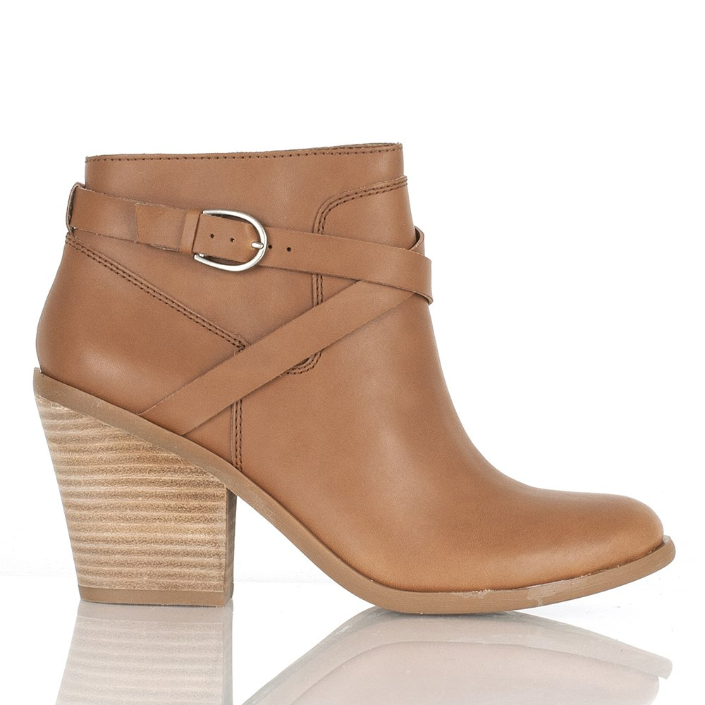 lucky brand eloy heeled ankle boots