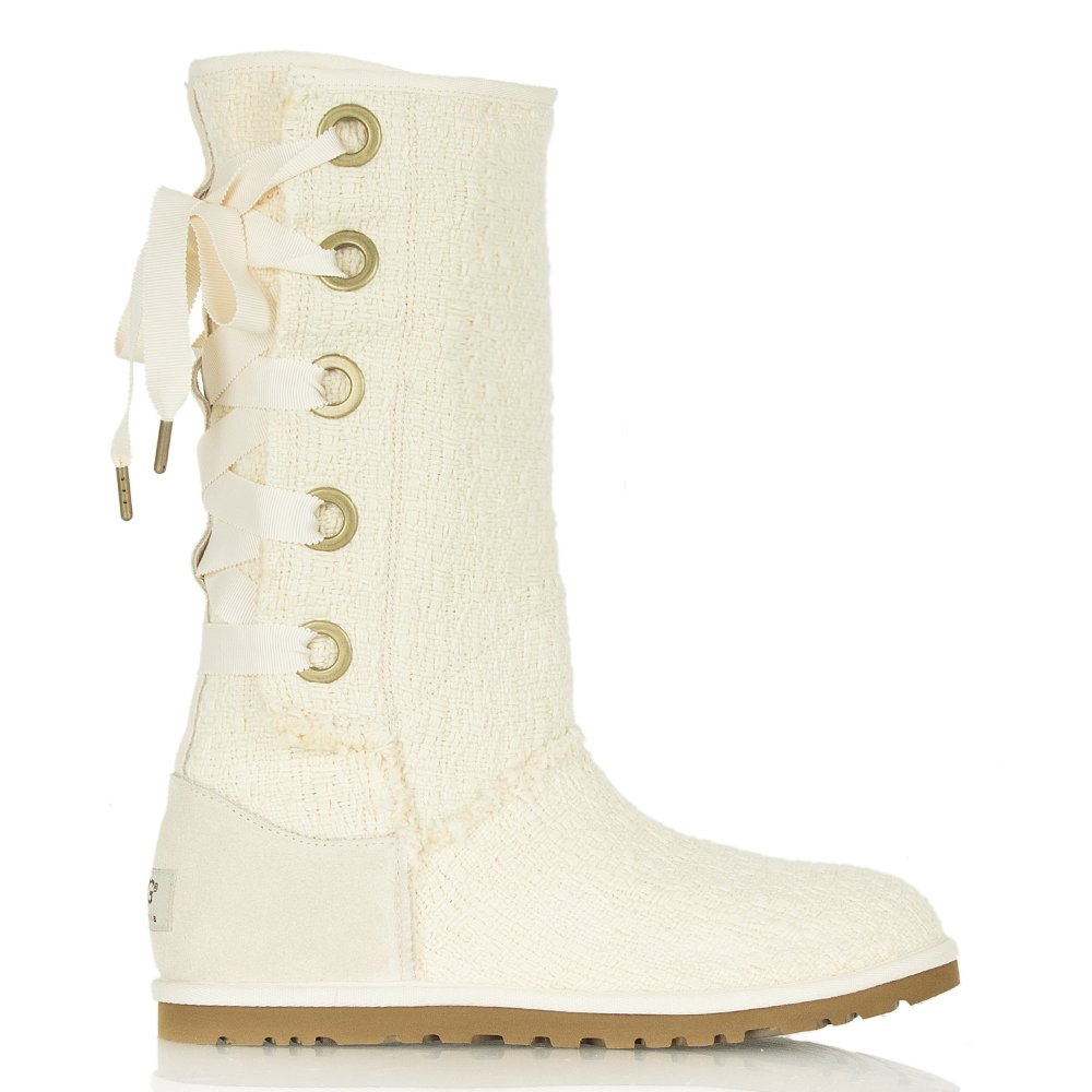 5f41c828a31 Ugg Womens Heirloom Lace Up