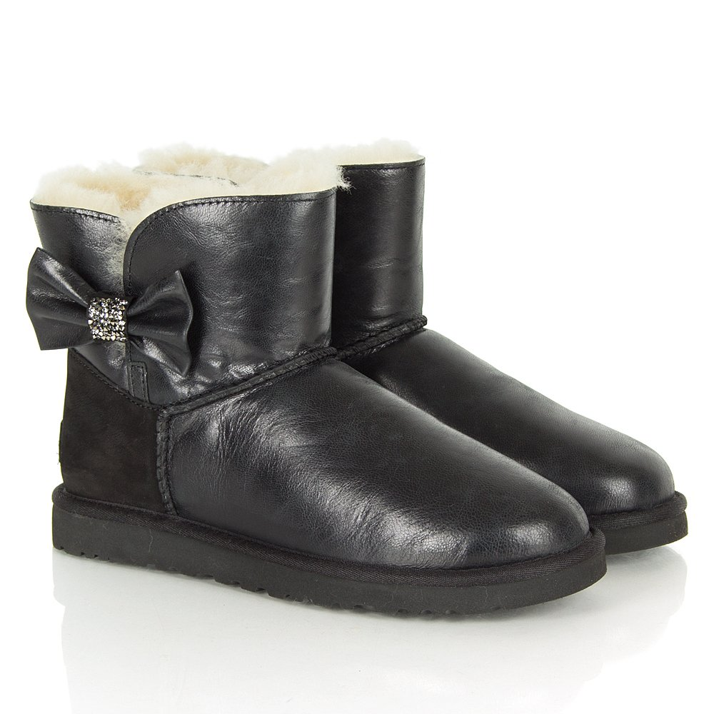 ugg boots with bows - photo #43