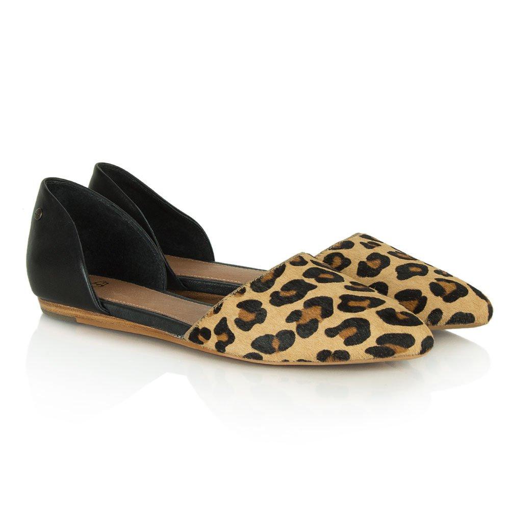 ugg cheetah print flats