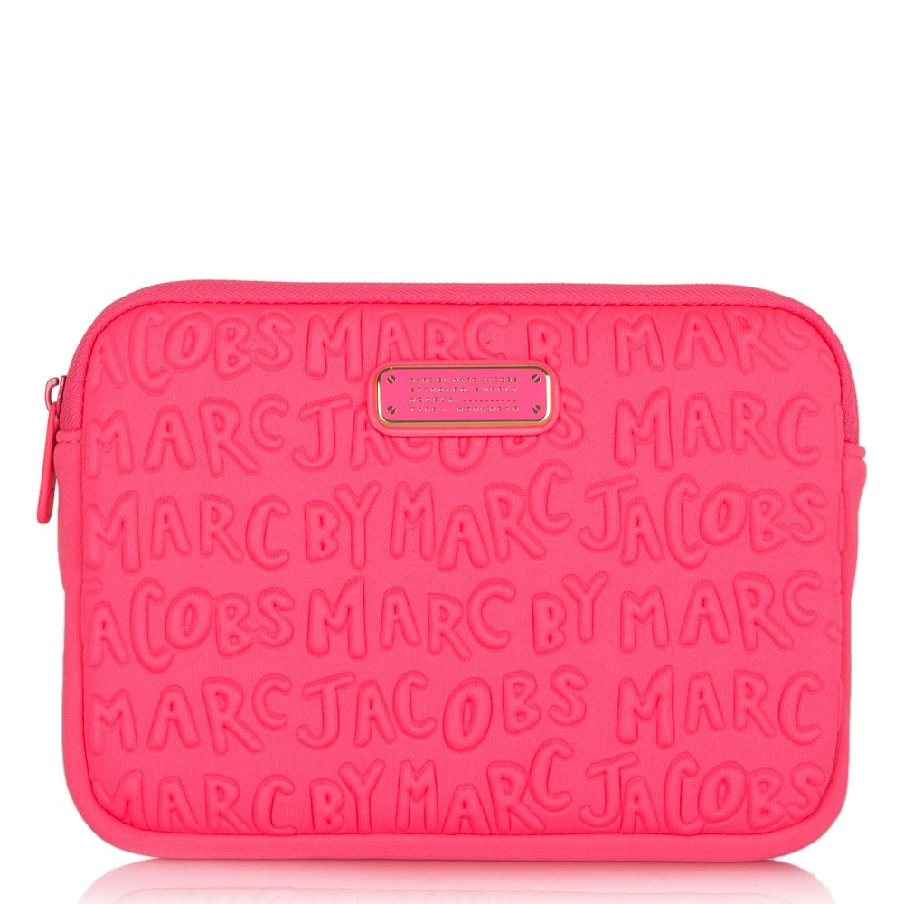 Vipxo marc jacobs ipad mini case neon pink