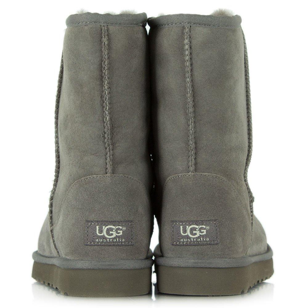 ugg classic short grey 40
