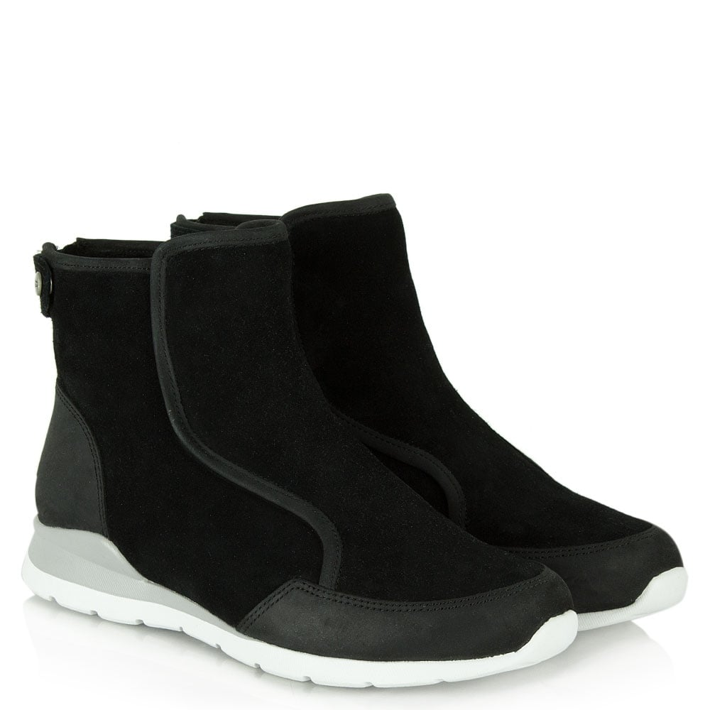 ladies ugg trainers