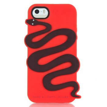 Red Royal Python iPhone 5/5s Case