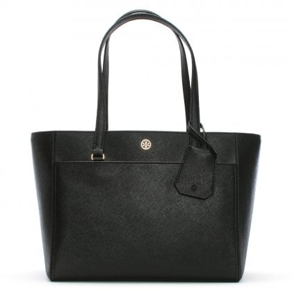 Robinson Black & Royal Navy Small Tote Bag