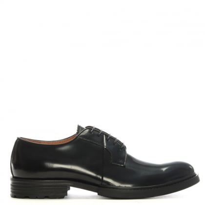 Rothbury Black Patent Leather Oxford Shoes