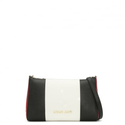 Saffiano Multicolour Top Zip Cross-Body Bag
