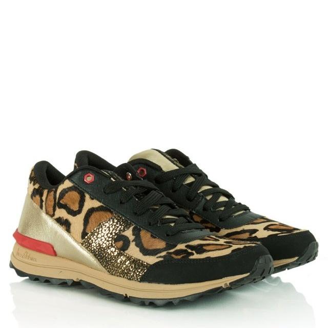 5023b95e7a172e Sam Edelman Leopard Dax Lace Up Trainer