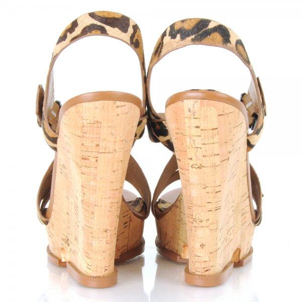 9d8b24c69c5c35 Sam Edelman Leopard Josie Women s Wedge Sandal
