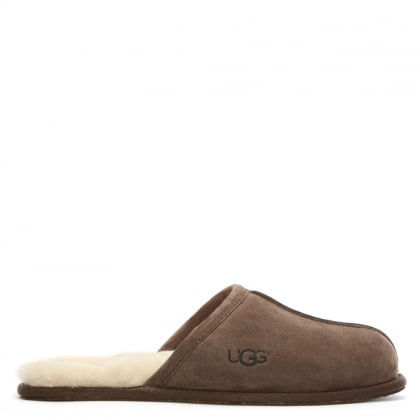Scuff Classic Espresso Men's Slipper