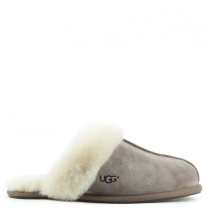 Scuffette II Stormy Grey Slipper