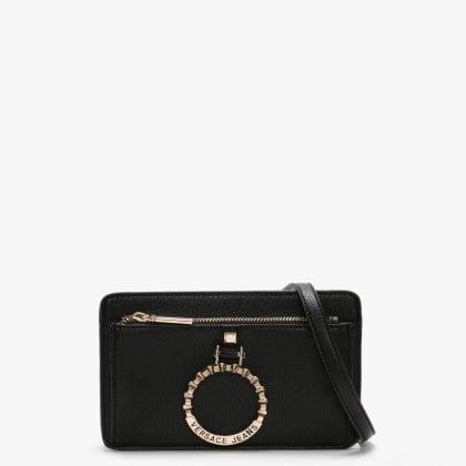 b2448acf31d Versace Jeans Small Linea Black Cross-Body Bag