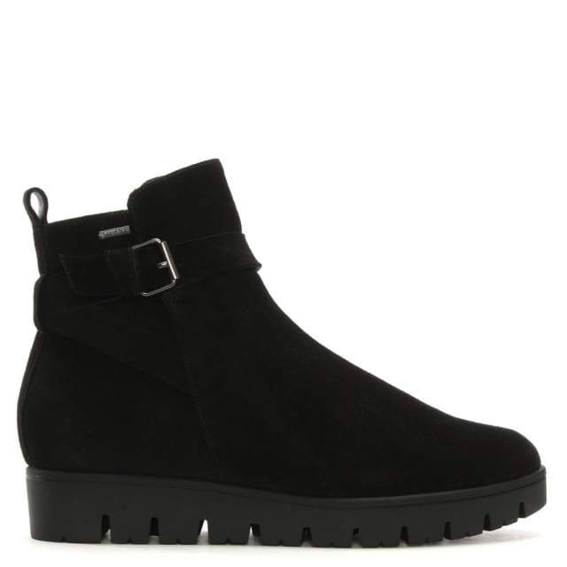 Hogl Sports Back Suede Ankle Boots