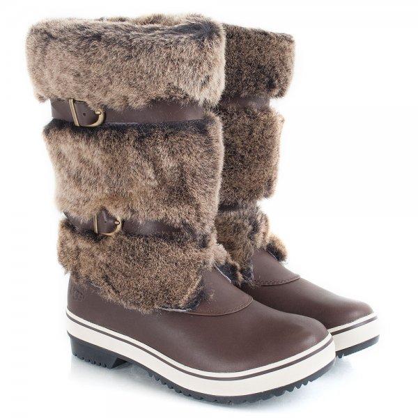 960fad1de4a Ugg Lilyan Boot Size 9