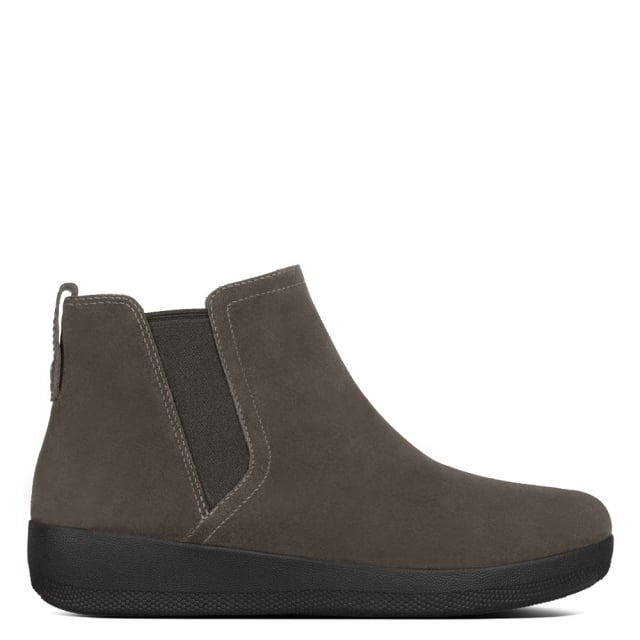 f29d292257ba4c FitFlop Superchelsea Bungee Cord Leather Chelsea Boot