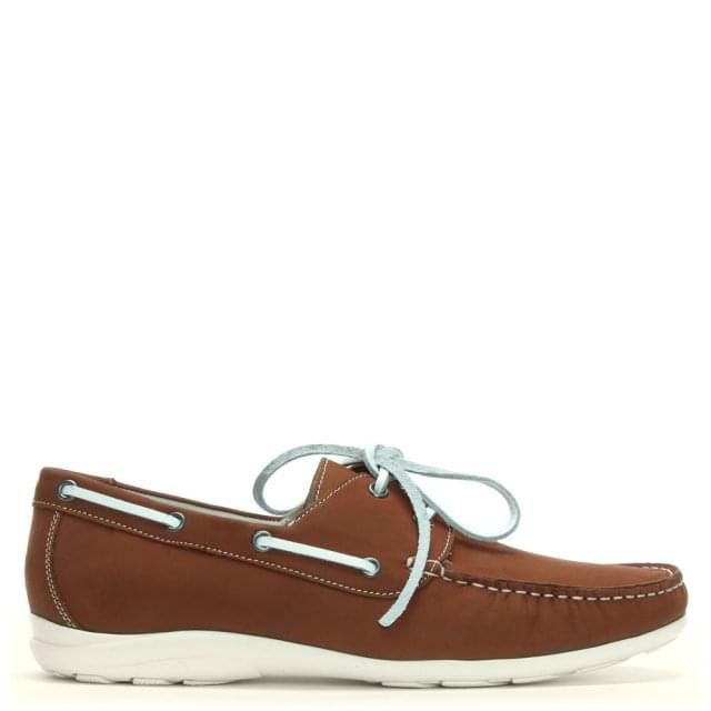 Tan Suede Slip On Loafers