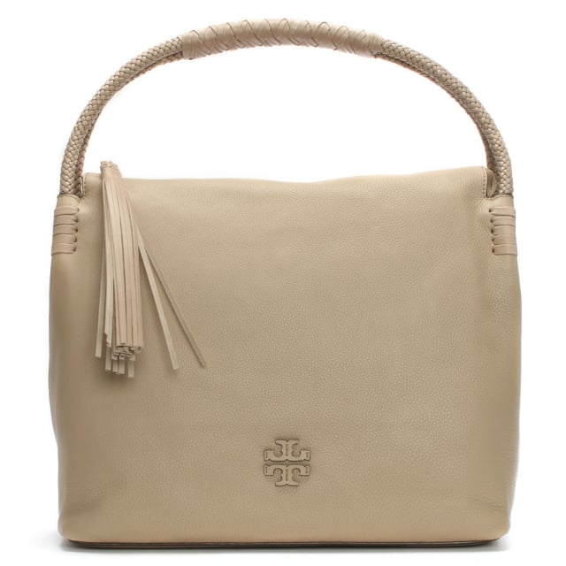 Taylor Soft Clay Leather Hobo Bag