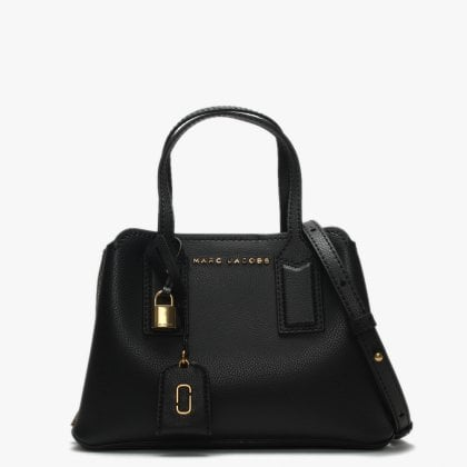 c1f1fa9559d9 The Editor 29 Black Leather Tote Bag