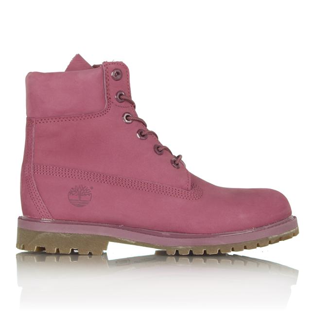 4836cb493ee3 Timberland Pink Women s 6-Inch Premium Waterproof Boot