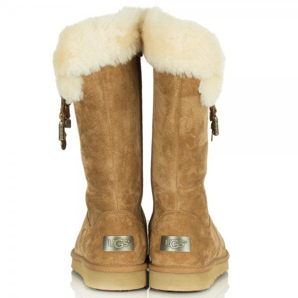 Tan Plumdale Charm Women's Boot