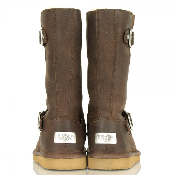 3e8b24a3425 UGG® 5678 Toast Kensington Womens Calf Boot