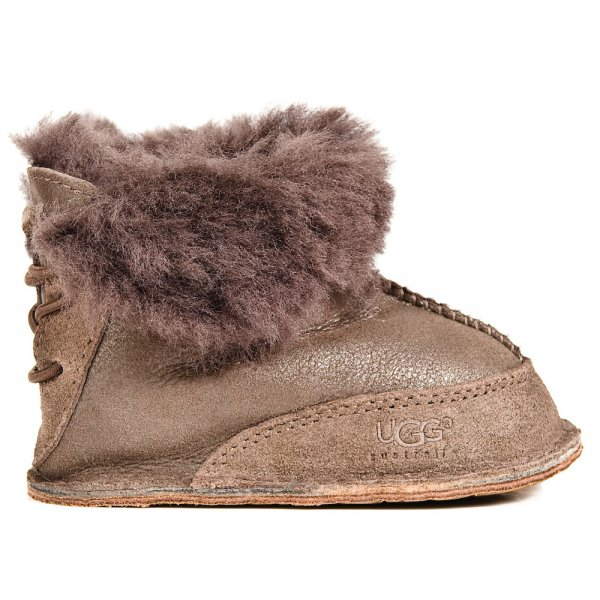 bdc82f512 UGG® Bomber Jacket Baby Boo Brown Kids shoe