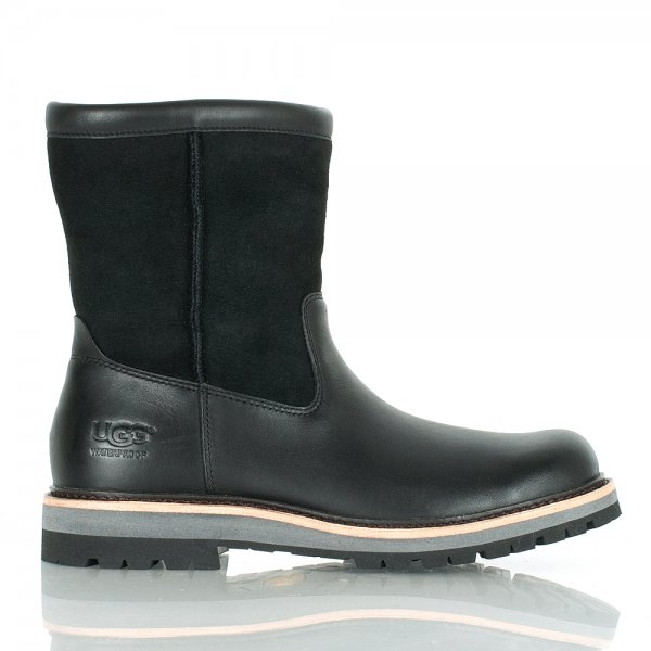 ugg men's boots leather