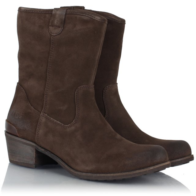 ugg brown suede boots