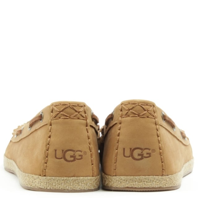 bbadcbcc81a Suzette Tan Moccasin Shoe