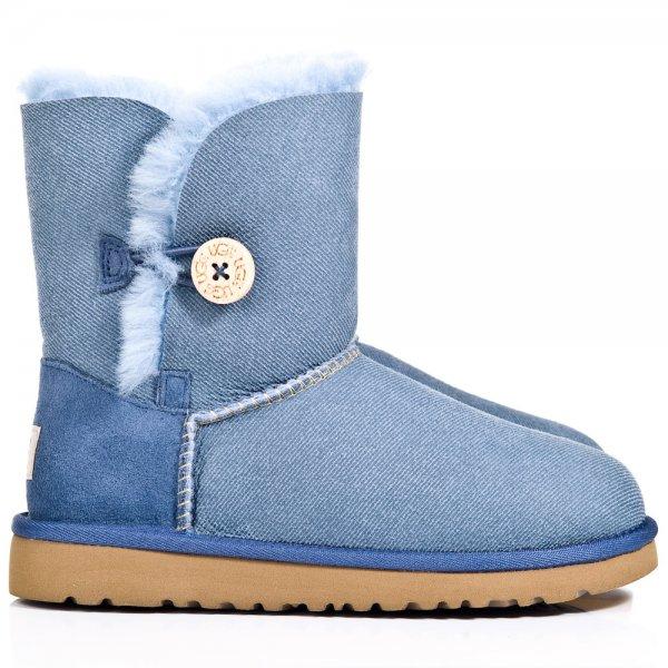 denim ugg boots