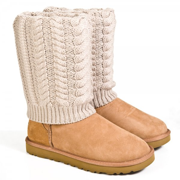 63b01b1dbda Ugg Womens Tularosa Route Cable Boot - cheap watches mgc-gas.com