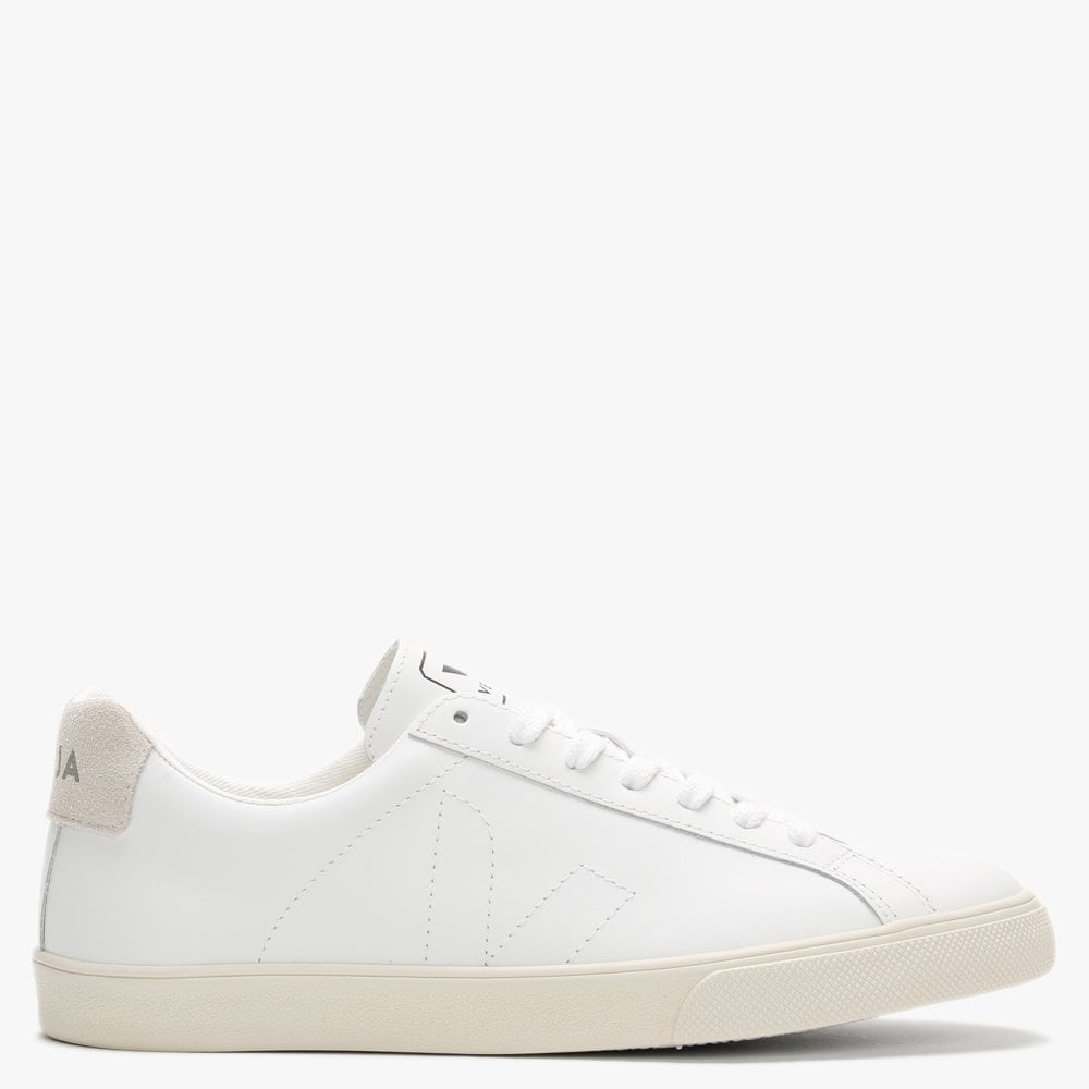 VEJA Esplar Leather Extra White Trainers