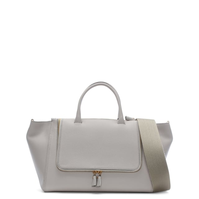 Anya Hindmarch Vere Steam Leather Tote Bag