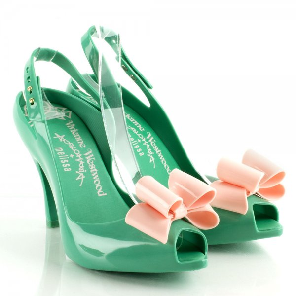 Lady Dragon Bow Shoes